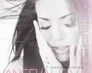 angela leiva indestructible cd difusion 2014