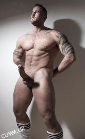 Naked Almighty inked