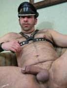 leather daddy bulls balls