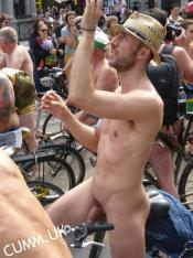 london naked bike big foreskin