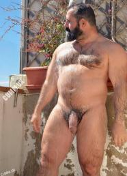 thick man cock