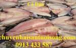 Giá mua bán khô Cá Dứa một nắng chính hiệu Cần Giờ tại TpHCM