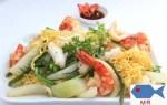 Hướng dẫn chế biến món mì xào hải sản thơm ngon đúng chất