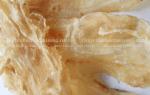Bong bóng cá phơi khô đặc sản Nha Trang mua ở đâu tại TpHCM