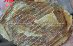 Khô cá bò da Nha Trang giá bao nhiêu 1 kg – ở đâu bán tại TpHCM