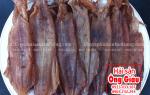 Mực muối Nha Trang dẻo mua ở đâu – giá bán bao nhiêu 1 kg ở TpHCM