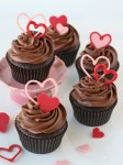 Heart Accents for Cupcakes