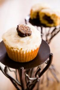 Paleo Diet Fig Newton Cupcakes