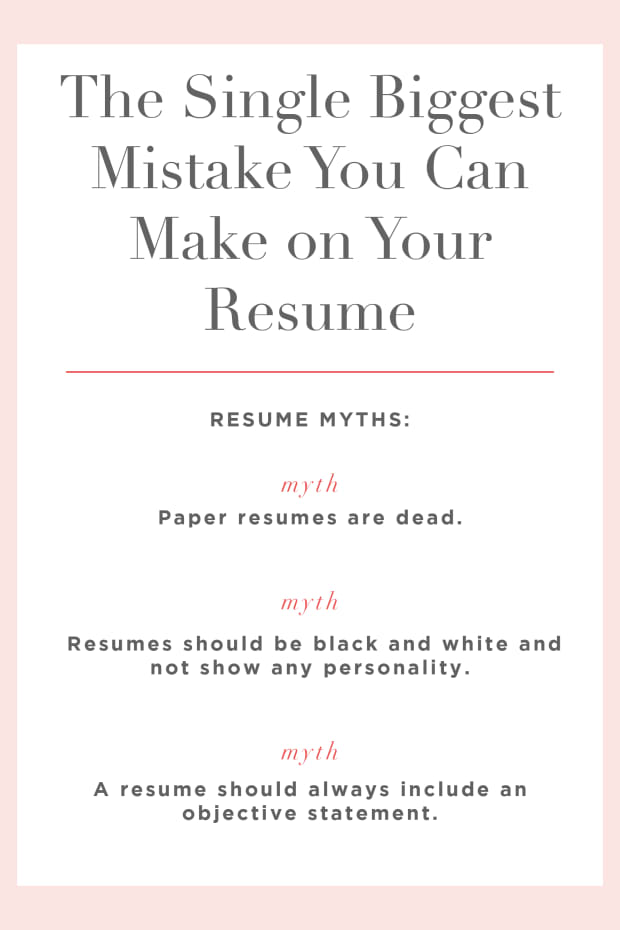 5 Non-Obvious Things You Can Do to Make Your Resume Stand Out - make your resume