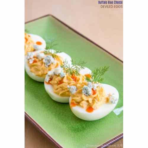 Medium Crop Of Spicy Deviled Eggs