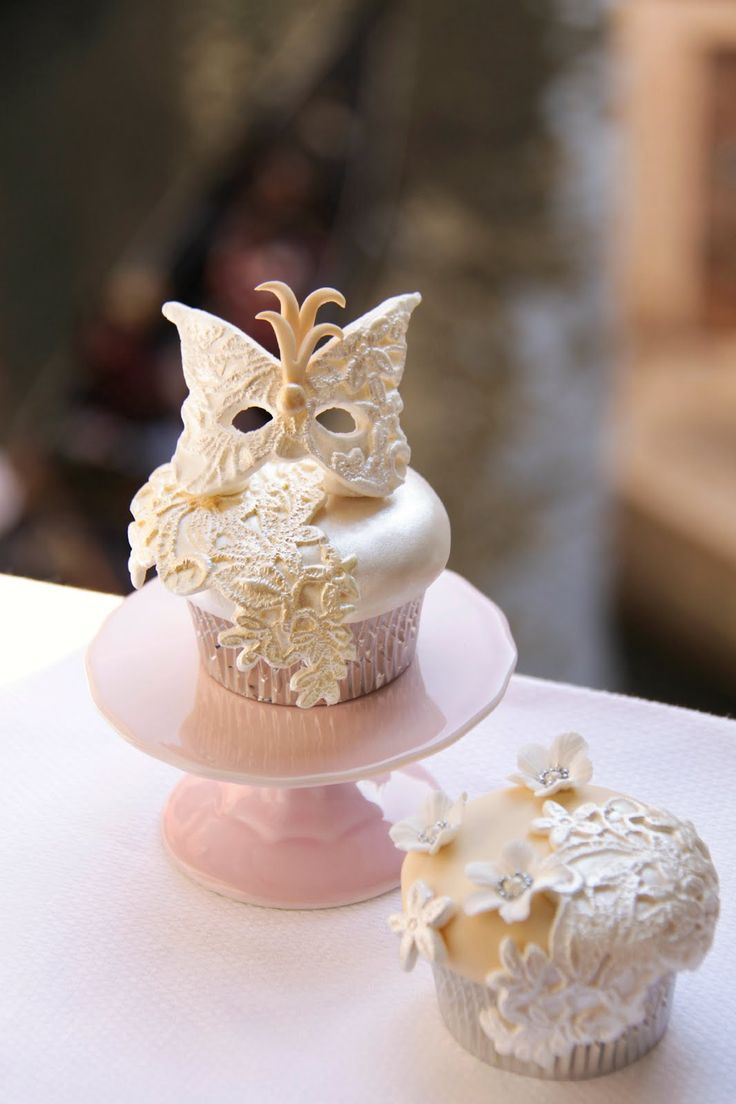 Hochzeit Cupcakes Mask Party Inspired Cupcakes Cupcakes Gallery