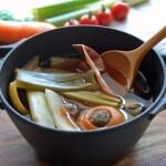 野菜くずで作る出汁「ベジブロス」がじわじわきてる