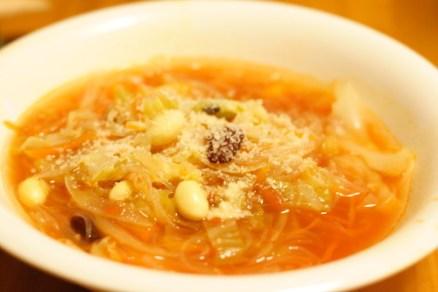 イタリアントマトスープ