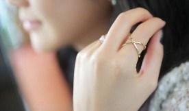 知らないと損!「指輪」を付ける場所でわかる幸運とチャンス♥