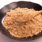 続けられる美容習慣♥きな粉だから手軽でコスパ最強、簡単レシピ♪