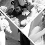 2年越しのハワイでの挙式!西山茉希夫妻が幸せでいっぱい♪