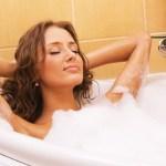 美人は意識しているお風呂の5大効果♥