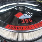 Turbo-Jet 396 engine