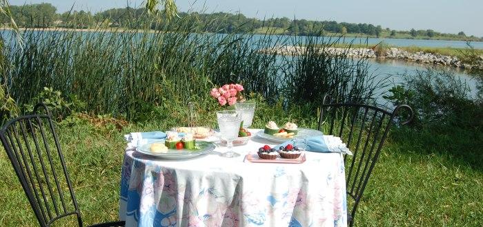 shoreline luncheon