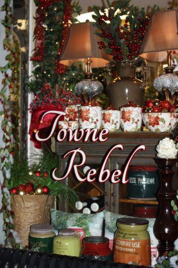 Towne Rebel in Galena, Illinois