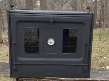 restored camp oven