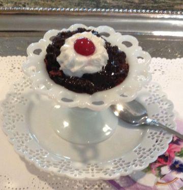 choc pudding cake