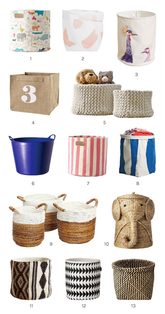 13 Cute Storage Bins A Cup Of Jo