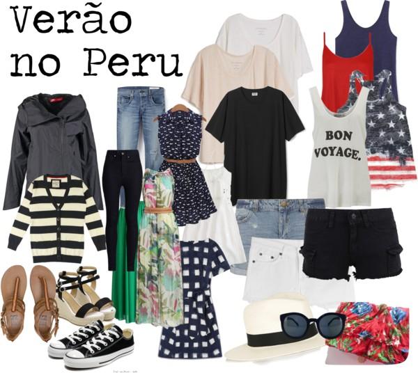 Como fazer mala para o Peru?