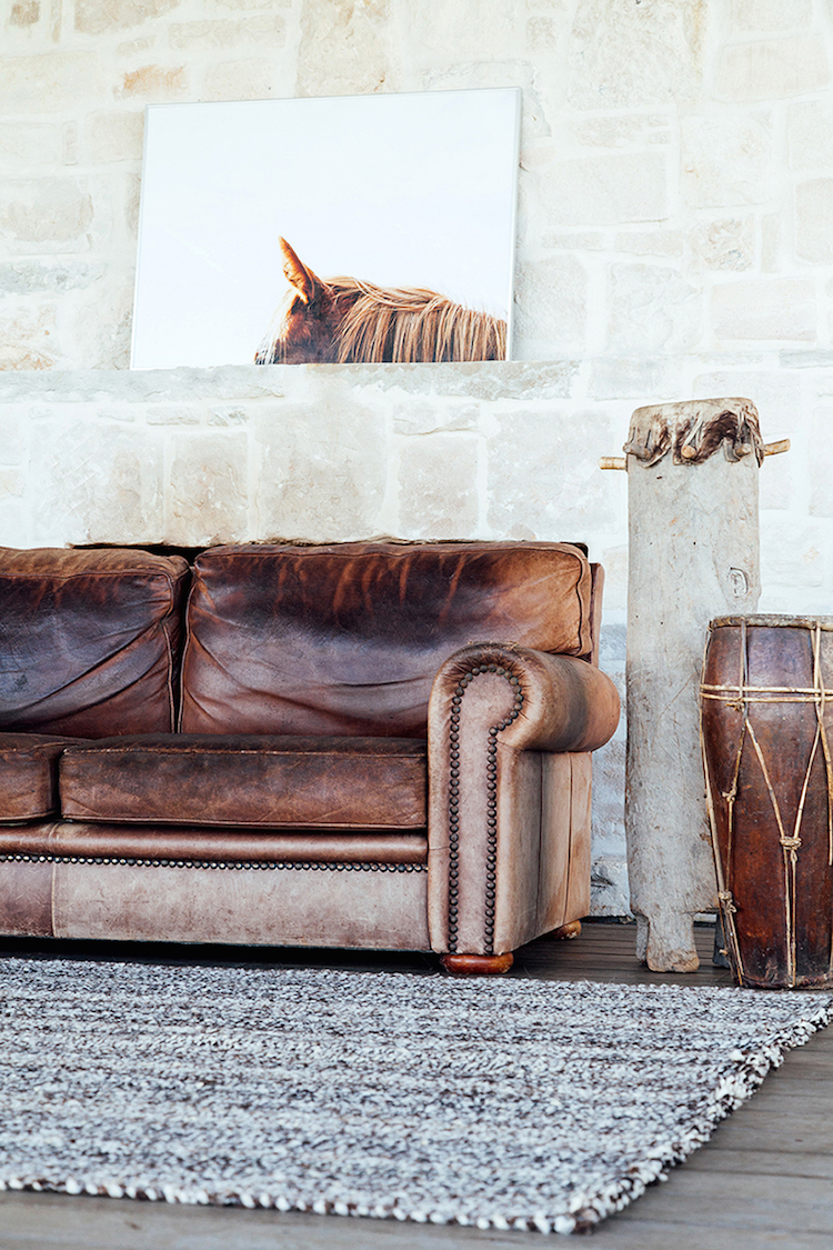 Recamier Sofa 10 Beautiful Brown Leather Sofas