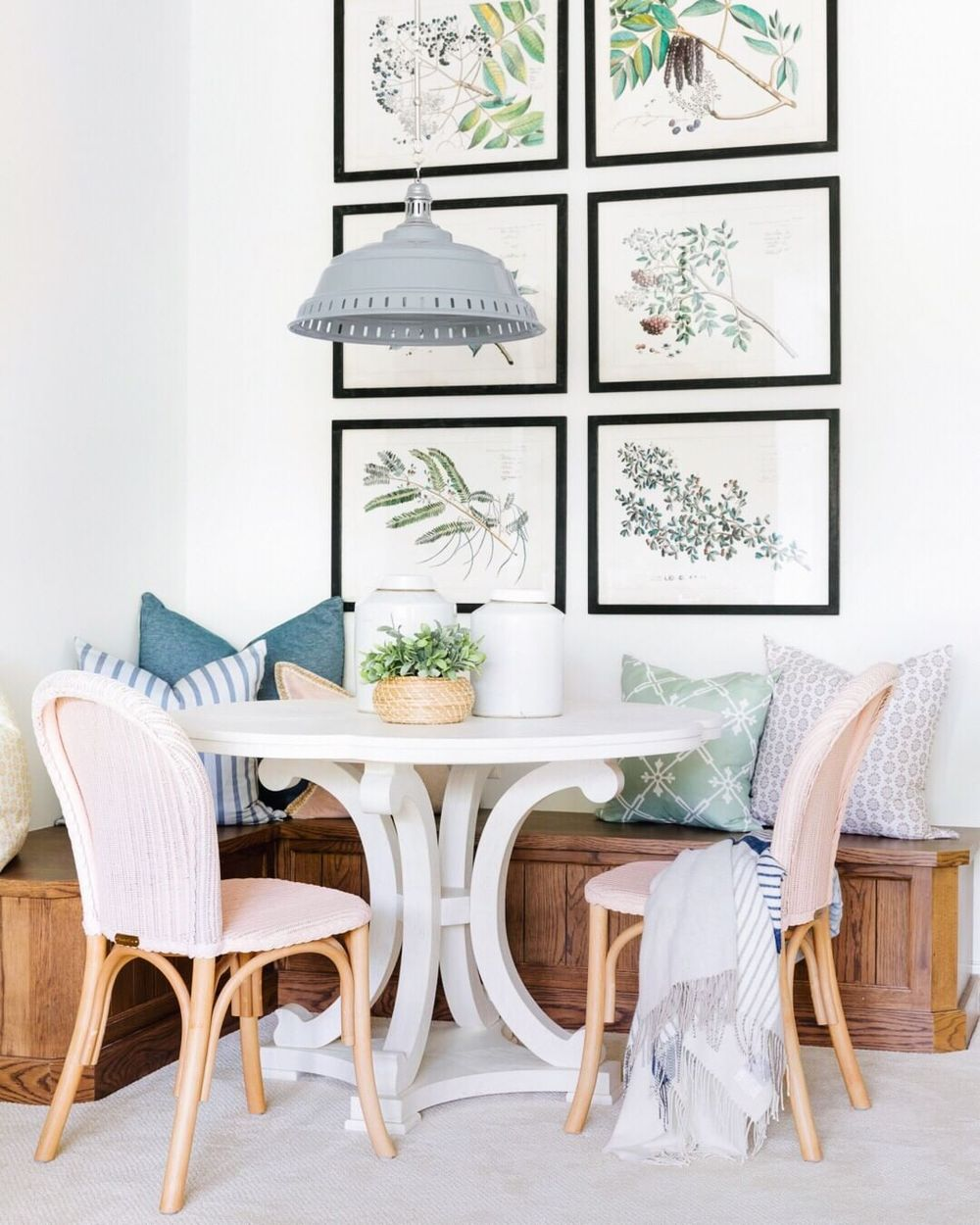 25 Breakfast Nook Decor Ideas