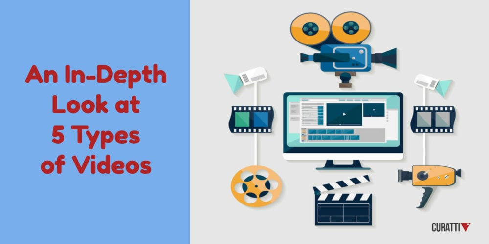 5 Types of Videos That Will Boost Your Content Marketing Strategy
