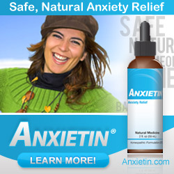 Anxietin - Safe, Natural Anxiety Relief