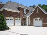 Classica garage doors installed in Duluth, GA