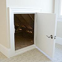 Dormer Doors | Curb Appeal Products