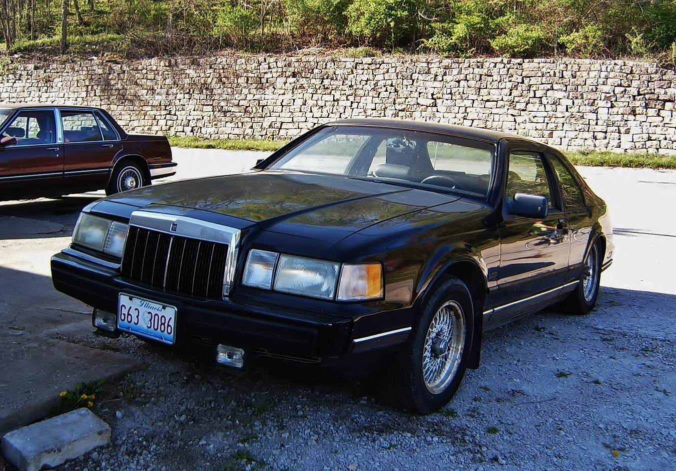 Lsc Curbside Classic: 1990-92 Lincoln Mark Vii Lsc Se – Not