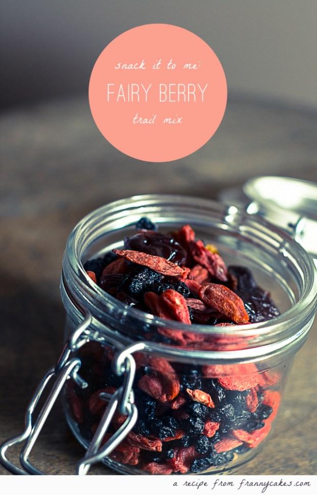 gluten-free fairy berry snack mix