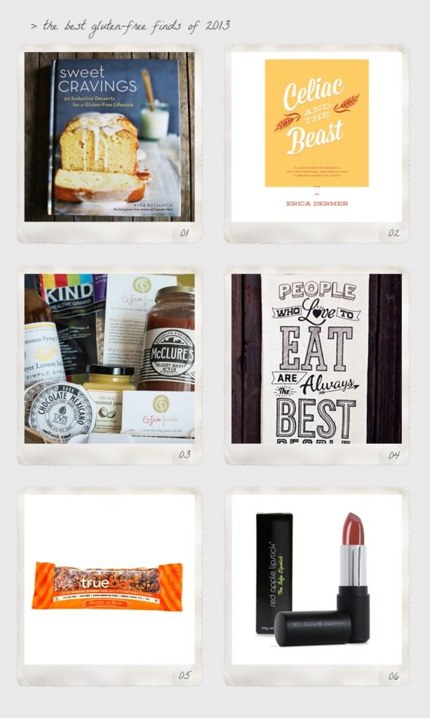 Best Little Gluten Free Things of 2013