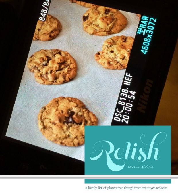 relish 15 | march 2014 | frannycakes picks gluten-free treats