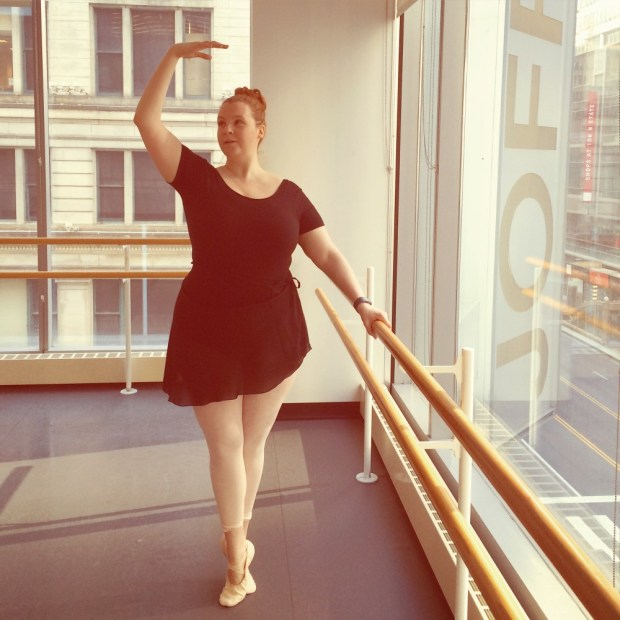 despite the pain, ballet sets me free