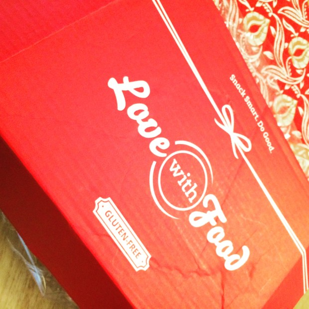 Love with Food Gluten-Free Box