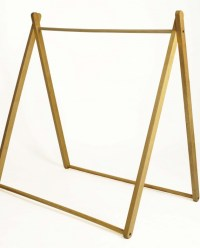 A Frame Tent - white | Curioo Wooden Toys