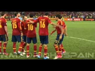 La selección Española de Fútbol a una nueva final de la Eurocopa