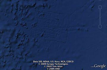 Descubrimiento curioso Google Earth1