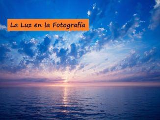 Usar la LUZ en Fotografía