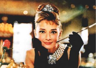 La Bella Audrey Hepburn, era una Mujer Acomplejada
