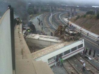 Última Hora del Accidente de Tren de Santiago