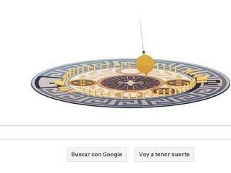 León Faucalt se convierte en protagonista del Doodle de Google