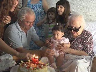 La Mujer Más Longeva de Elche cumple 110 Años