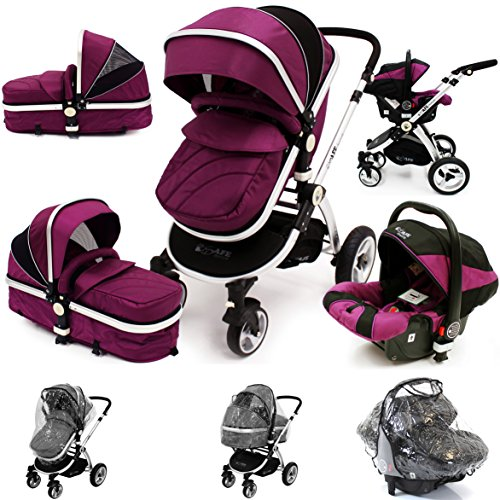 Cheap Travel System Prams Uk I Safe System Plum Trio Travel System Pram Luxury