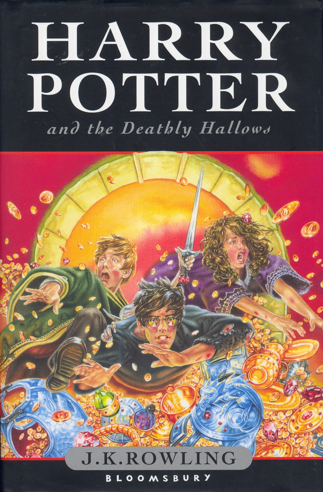 Paginas De Los Libros De Harry Potter Libro Harry Potter And The Deathly Hallows 2007 21
